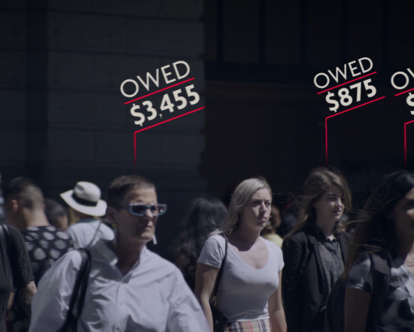 1 in 3 workers have unpaid super image